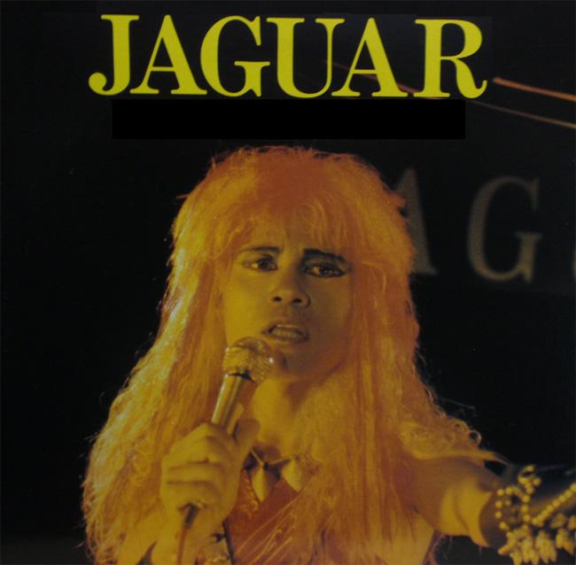 ジャガーさんセカンドアルバム